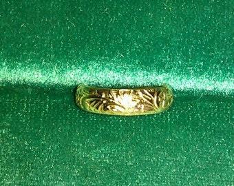 Toe Ring Gold Filled adjustable