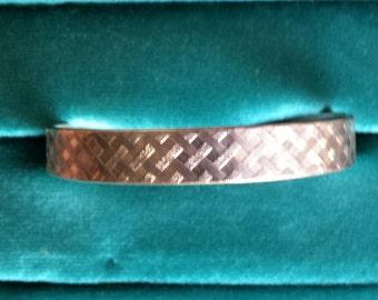Soliid Copper Cuff Bracelet