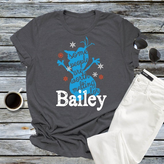 Disney Boys Frozen Elsa and Olaf Winter Magic T-Shirt