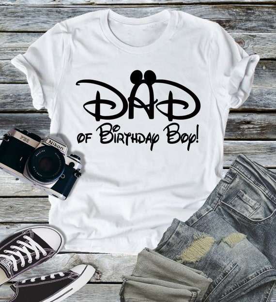 Mickey Mouse Its My Birthday Shirt Personalized Tee Disney World Family Vacation Trip Party Minnie Epcot Magic Boy Mom Dad SALE
