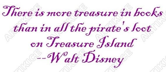 Citation De Walt Disney Treasure Island D Inspiration Pirate