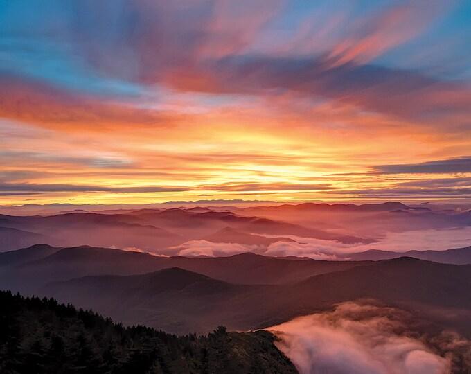 Mt. Sterling Sunrise