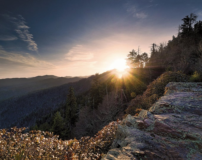 Sunset at Bradley View