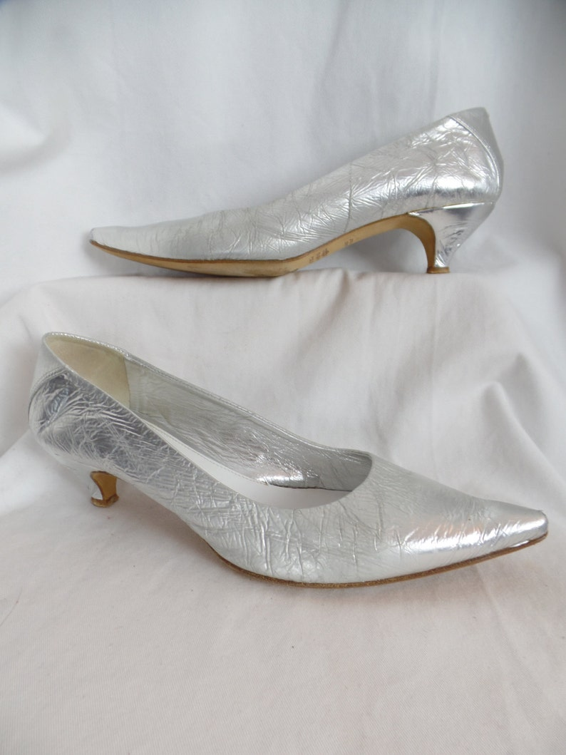 1e971a770c4 Rare vintage MAISON MARTIN MARGIELA silver crinkle mylar