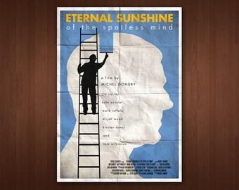 Eternal Sunshine of the Spotless Mind Poster (Multiple Sizes)