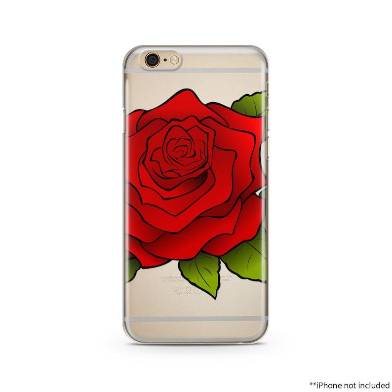 iphone 6 case rose
