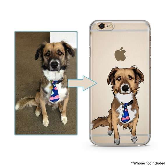 Doge face ip clear.jpg iphone case
