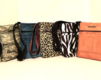 Crossbody Bags, Shoulder Bags, Adjustable Strap Bags, J'NING Handbags, Small Purses, Concert Bags, J'NING Handbags,
