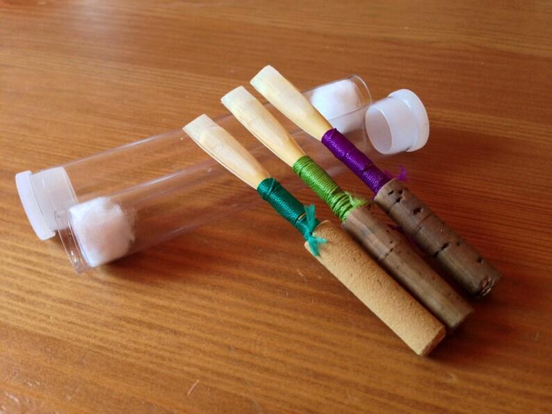 Handmade Beginner Oboe Reed image 0
