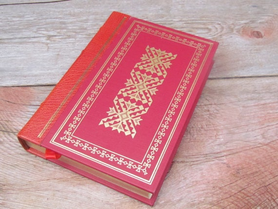 Vintage The Last Of The Mohicans Book By James Etsy