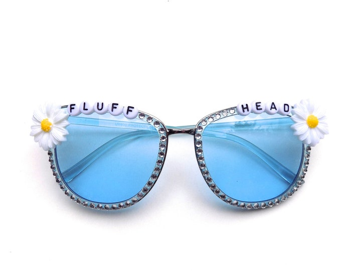 "Phish ""Fluffhead"" decorated sunglasses by Baba Cool 