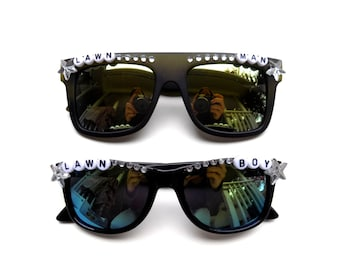 "Phish ""Lawn Boy"" Father/Son Shades 