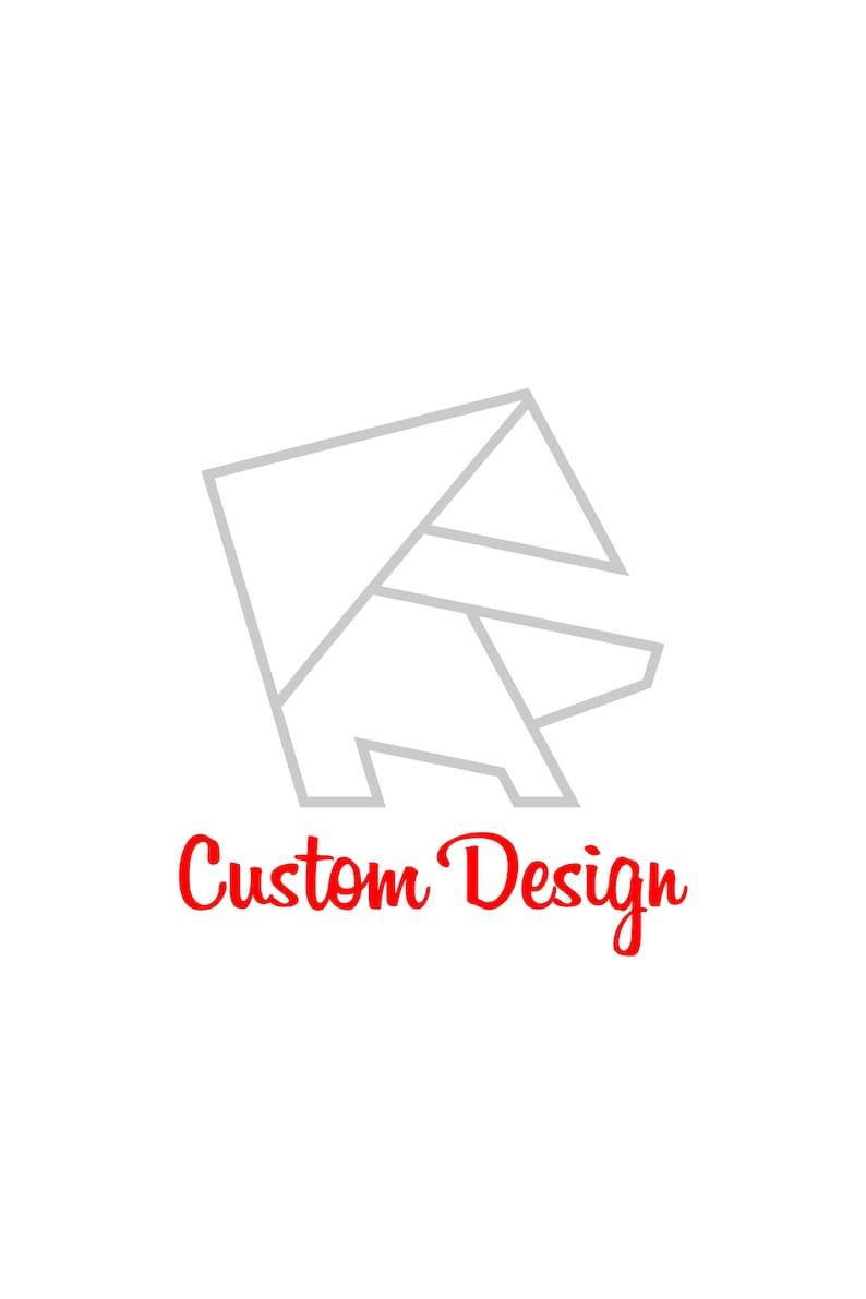 Anh Ngo Custom Design Mock Up Large Sign Package