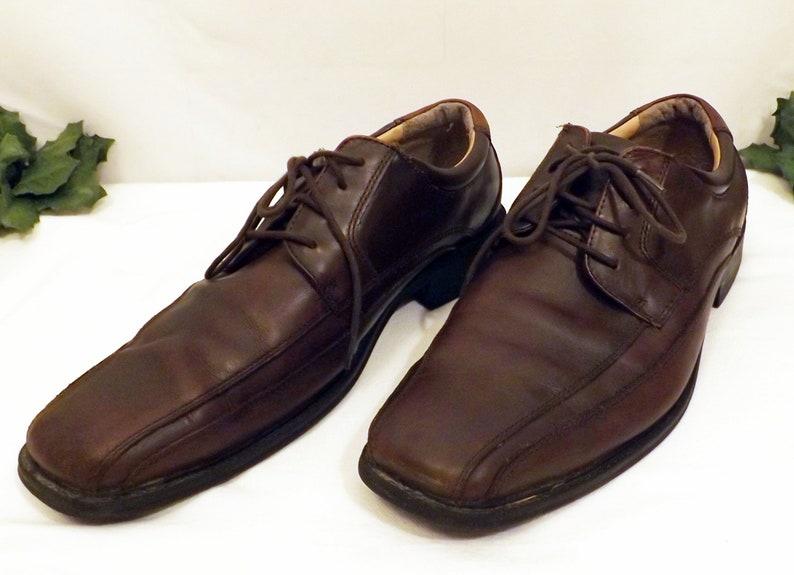 b932aa72b9150 Men's Vintage G H Bass Brown Oxford Dress Shoes