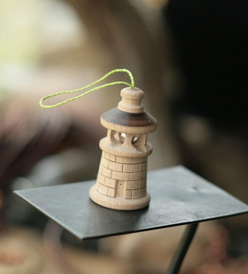 Figure Bois De En PhareFigurine CollectionCadeau À Main Friendly DécorativeJouet Modèles LuiSculptés BoisSculptureEco Pour La CxWroedB