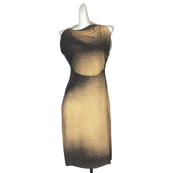 Margiela archival faded dress
