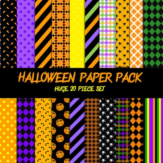 View The Huge Digital Paper Pack PNG