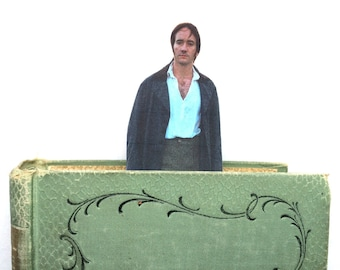 Mr. Darcy Character Bookmark
