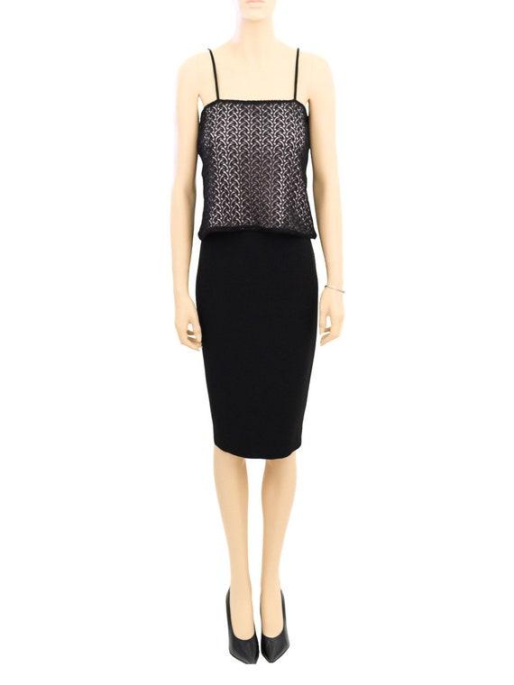 Vintage Tops, Jill Anderson Black Lace Camisole, … - image 1
