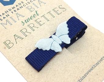 Butterfly Hair Clip Barrette