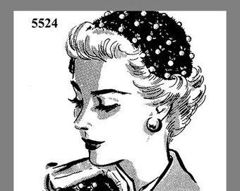 Vintage Mail Order Women/'s Men/'s Slipper/'s Crocheting  pattern Sz S-M-L # 7360