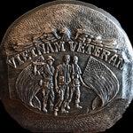 CUSTOM LISTING Vietnam Veteran standing rock mold