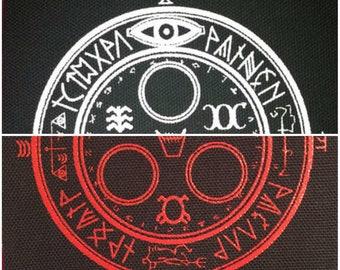 Silent Hill Cloth Punk Patch