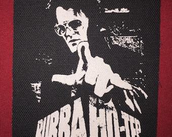 Bubba Ho-Tep Cloth Punk Patch