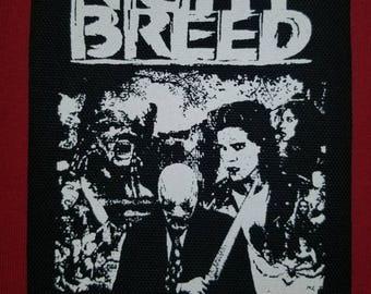 Night Breed Cloth Punk Patch