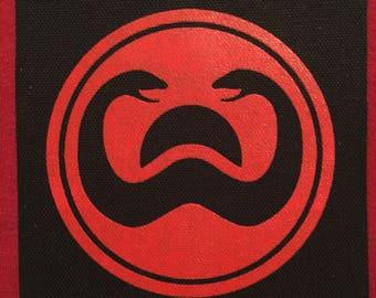Conan Thulsa Doom Cloth Punk Patch