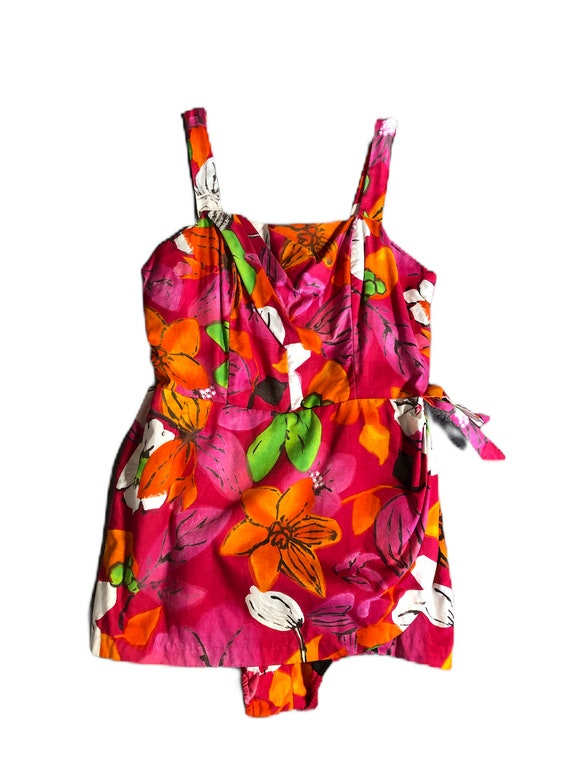 1950s / 1960s pinup rockabilly swimsuit! VIVA! BHO