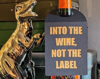 Schitts Creek Wine Bottle Tags