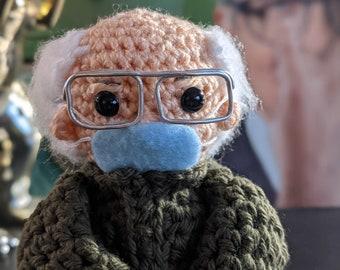 Lil Bernie Mittens doll