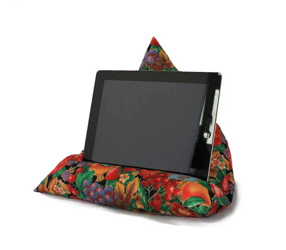 Ipad Cushion Tablet Pillow Kindle Stand E Reader Gift For