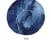 LEO Constellation Zodiac ...