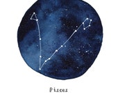 PISCES Constellation Zodi...