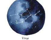 VIRGO Constellation Zodia...