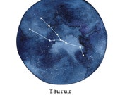 TAURUS Constellation Zodi...