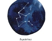 AQUARIUS Constellation Zo...