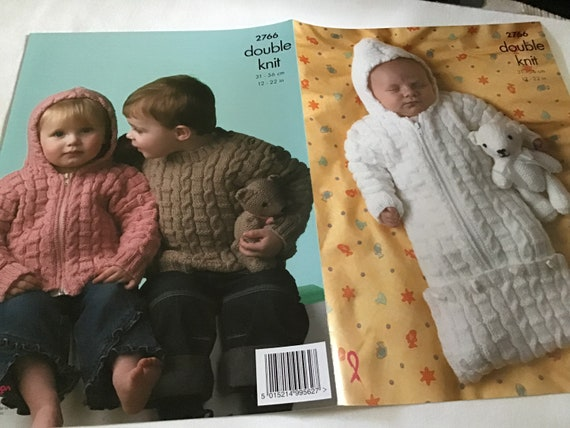 """NO 54 GIRLS  DK CARDIGAN Knitting Pattern 22-30  /"""" CHEST AGES 2-11 YEARS"""