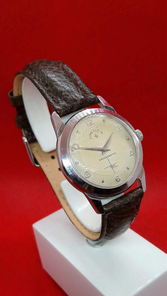 Shockmaster Lord Elgin Watch – Rare Watch/Vintage