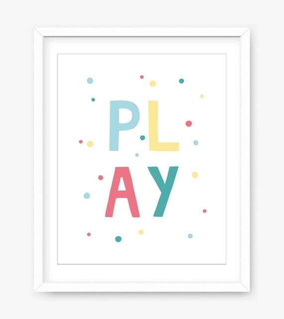 Arte de los niños para imprimir divertido los niños imprimir | Etsy