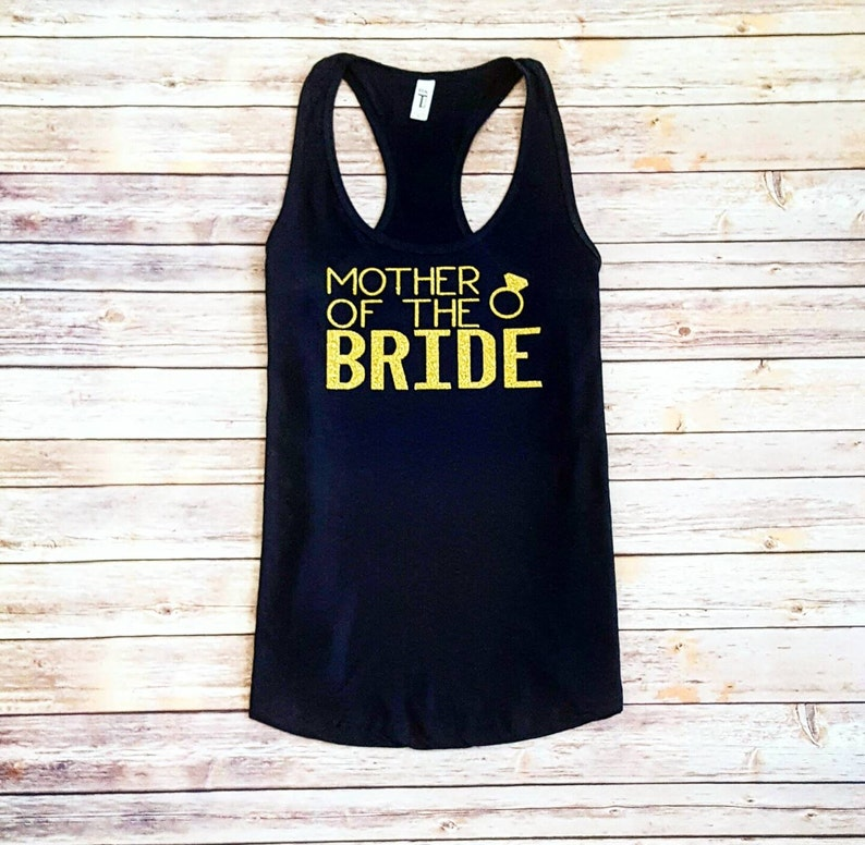 2c5da326db8b51 Mother of the Bride Shirt with RING   Mother of the Bride Tank