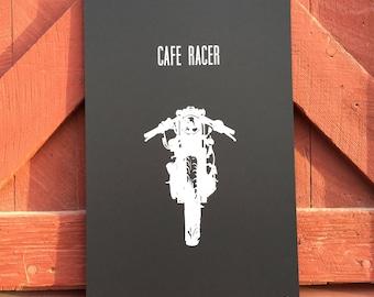 Cafe Racer - Black