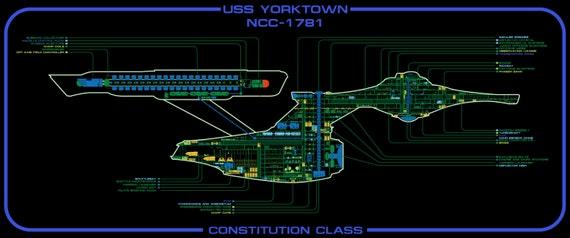 uss yorktown master systems display etsy