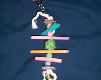 Preen n Chew / Small Bird Toy