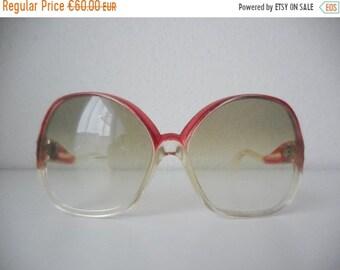 1b2edb4b79e481 Très grandes lunettes de soleil originaux des année 70. Espace CARDIN.  Lunettes de soleil vintage