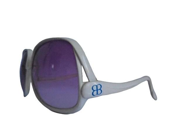 Gafas de sol Balenciaga vintage muy grandes originales de los
