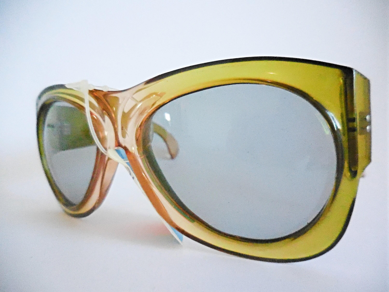 PolarOID Gafas de sol Vintage originales de los años 70. Gafas