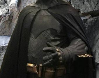Batman Cape Full Circle Cloak (3 panels)